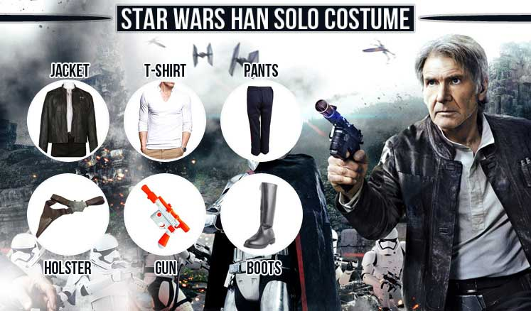 223dbd93d22 The Best DIY Han Solo Costume Guide - Hjackets