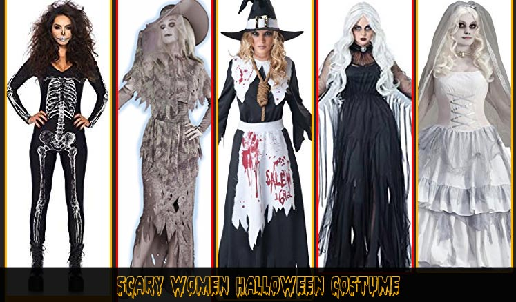 Halloween Costumes Scary Women.Scary Halloween Costumes For Women Awaited Folks