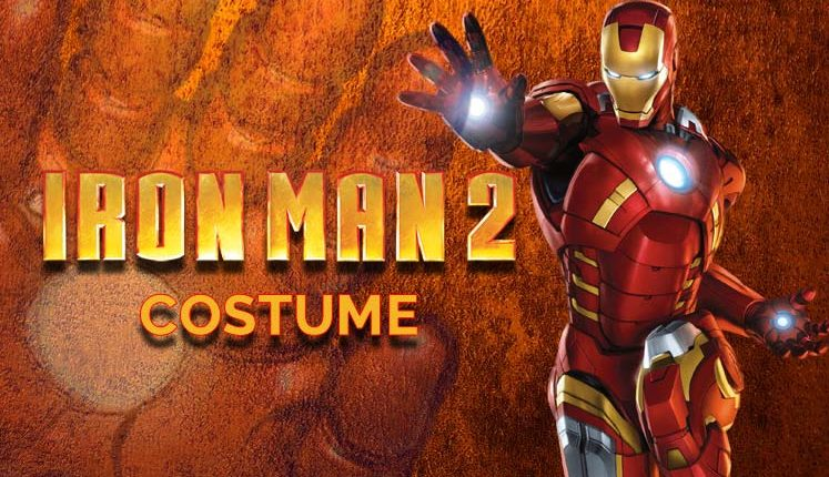 Iron Man Costume | It's Automatic Steel-Body Case