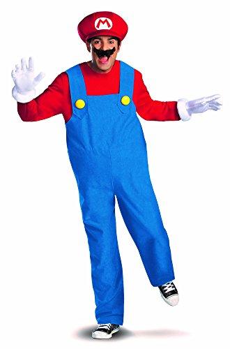 Amazing Mario u0026 Luigi Costume  sc 1 st  Hollywood Jackets & Mario Luigi Costume | Classical favorite Hero Compilation