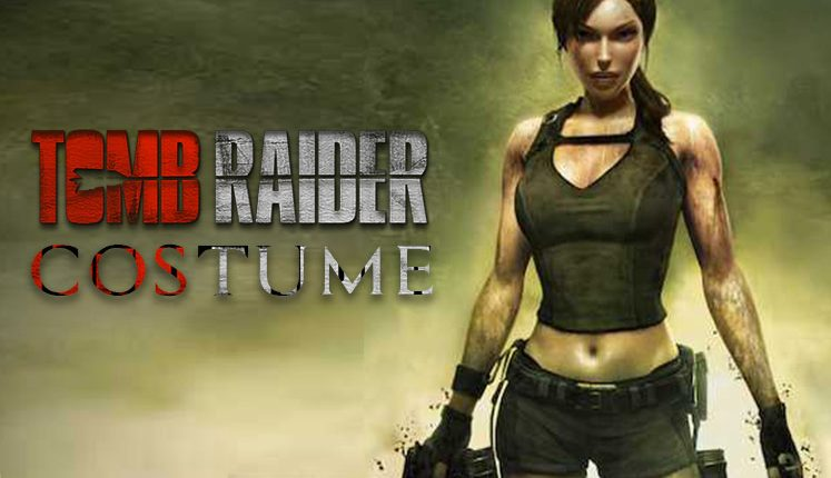 Tomb Raider Costume Bold And Solidly Crafted Complete