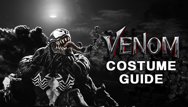 Diy Guide To Eddie Brock Venom Costume
