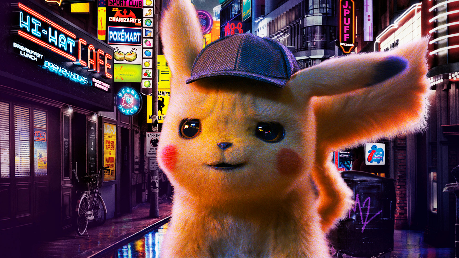 Pokemon Detective Pikachu Costume Guide Hjackets