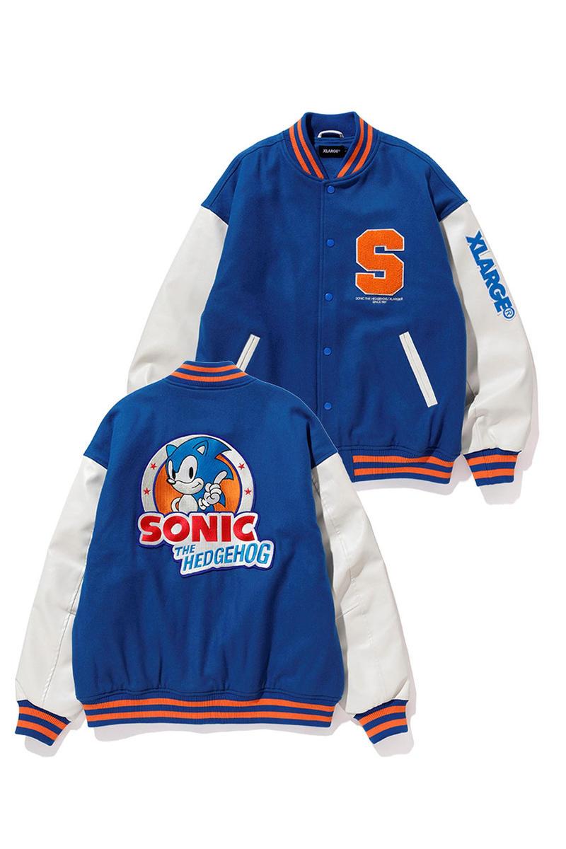 Sonic The Hedgehog Bomber Jacket Hollywood Jackets Blog