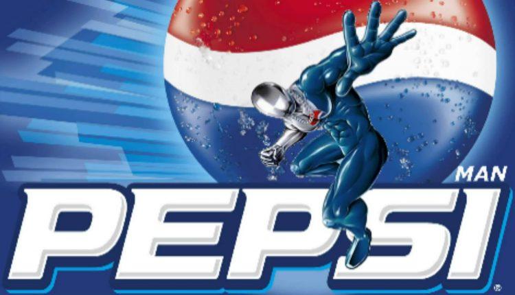 Pepsi Man Banner