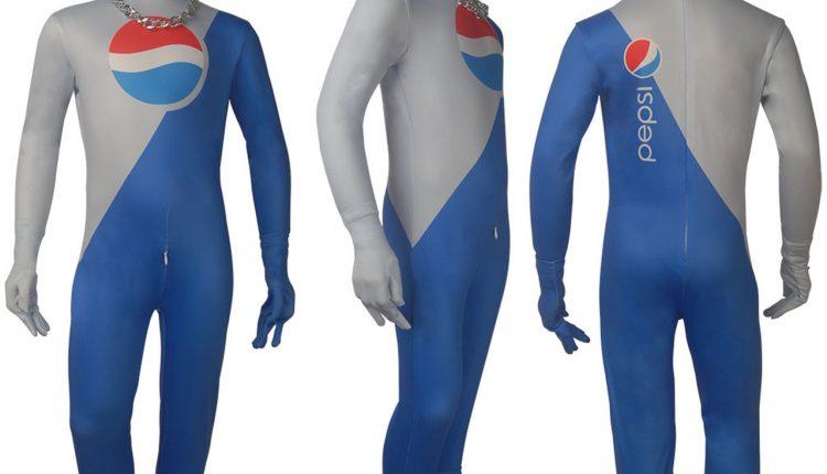 Pepsi Man Kid Costume