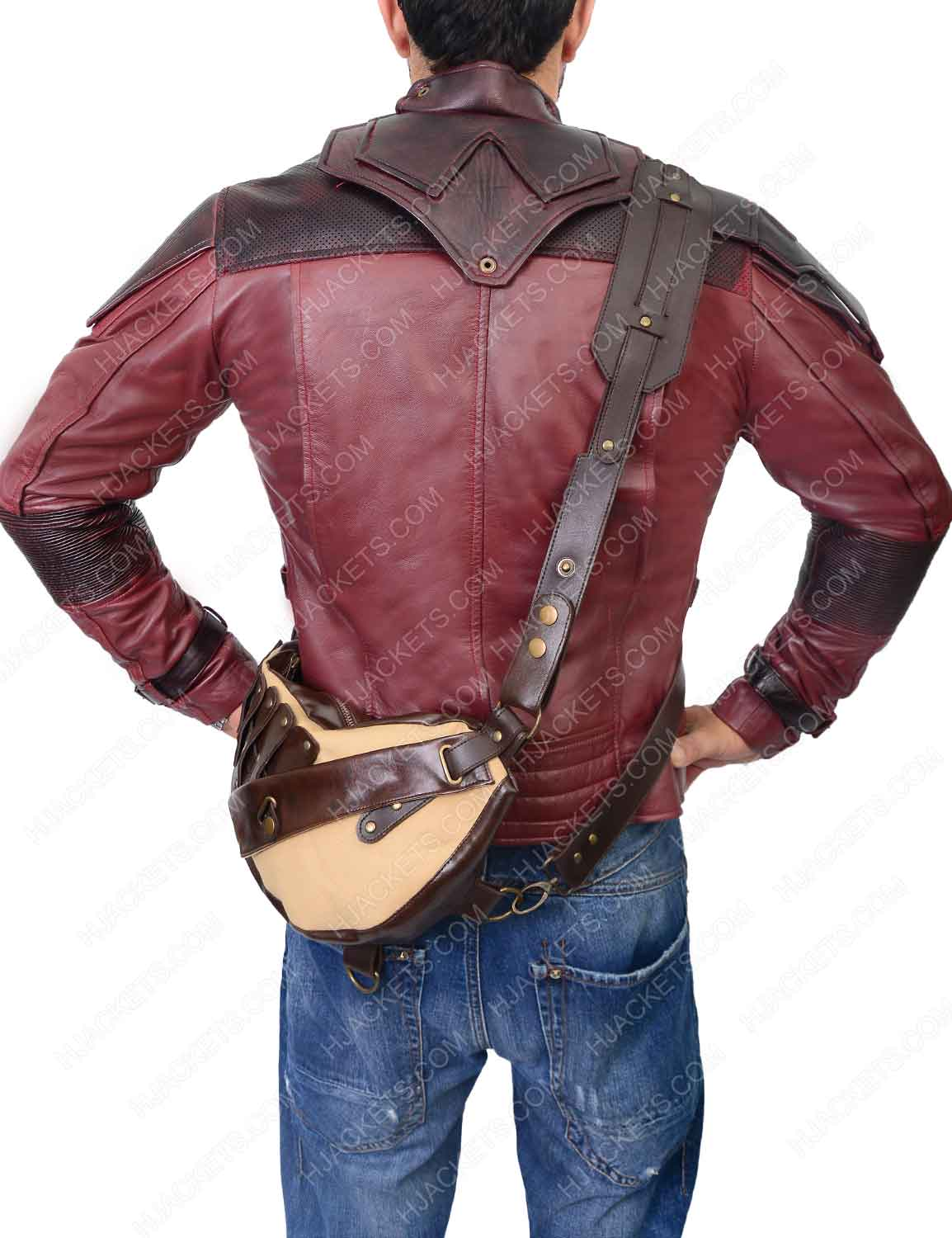 7c3d5d2dd Star Lord Jacket   Guardians of the Galaxy Vol 2 Leather Jacket