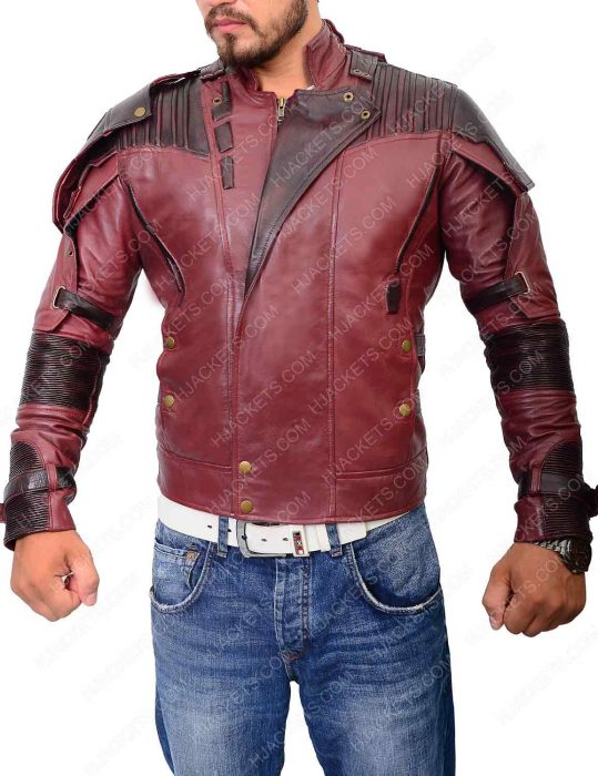 Guardians of Galaxy 2 Jacket