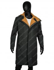 Blade Runner 2049 Leather Trench Coat