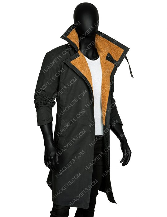 Blade Runner 2049 Shearling Coat