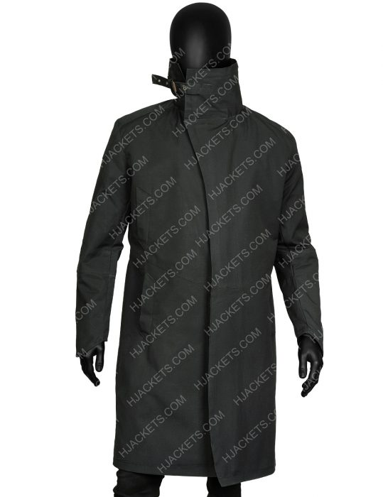 Officer K Blade Runner 2049 Trench Coat