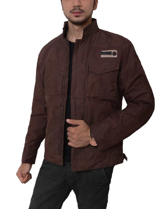 diego luna captain cassian jacket