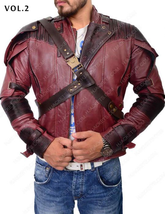 star lord 2 guardians of the galaxy jacket