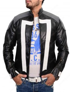 agent of shield ghost rider jacket