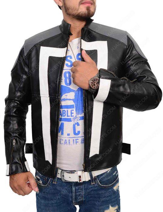 robbie reyes leather jacket