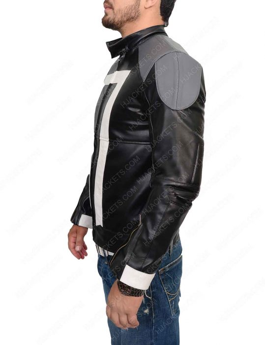 ghost rider agent of shield jacket
