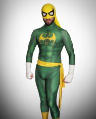 Iron Fist Cosplay Costume