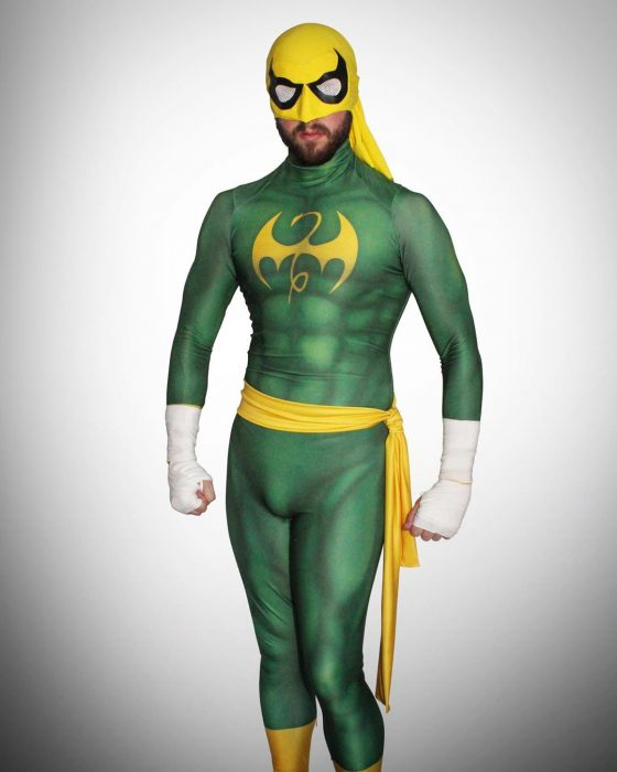 Iron Fist Cosplay Costume