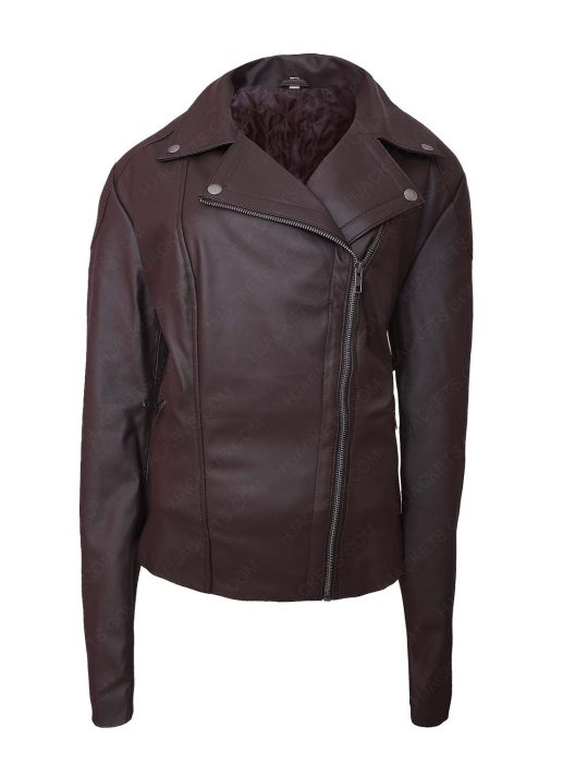 fate michelle rodriguez leather jacket