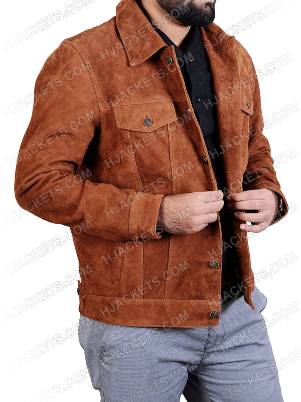hugh jackman the wolverine 3 jacket