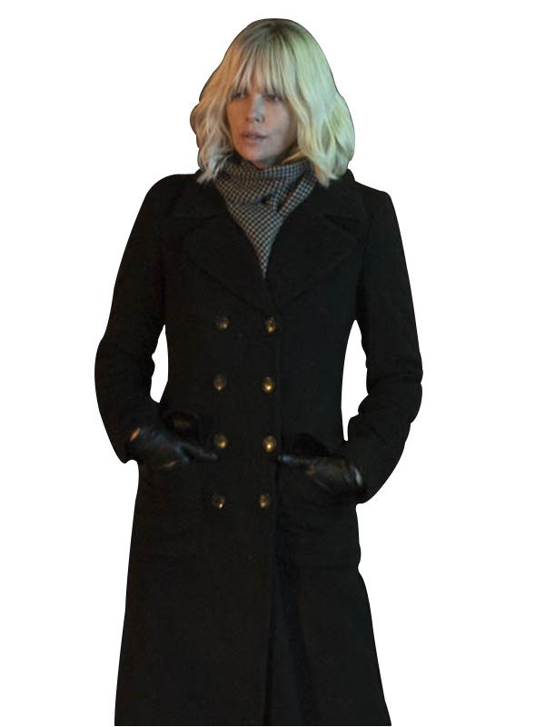 lorraine broughton dark grey coat