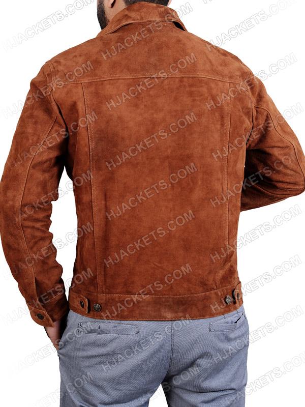 wolverine 3 hugh jackman jacket