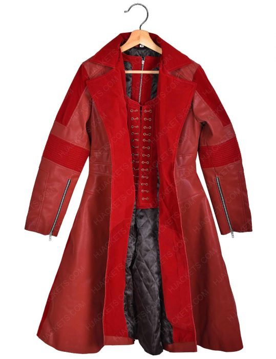 Civil War Wanda Red Coat