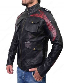 james heller leather jacket