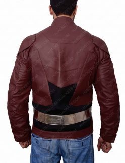 Ezra Miller Justice League Flash Jacket