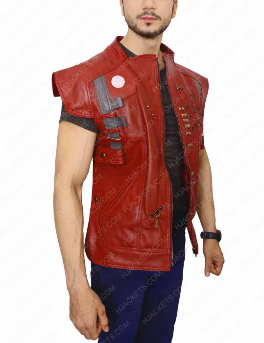 star lord vest