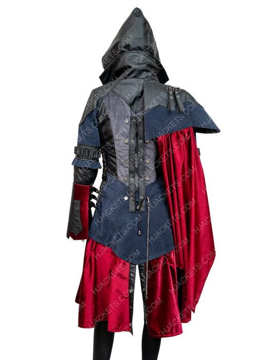 Assassin's Creed Syndicate Evie Frye Hooded Jacket