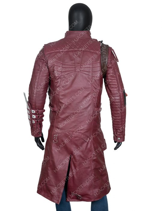 Guardians Of The Galaxy Vol 2 Yondu Coat
