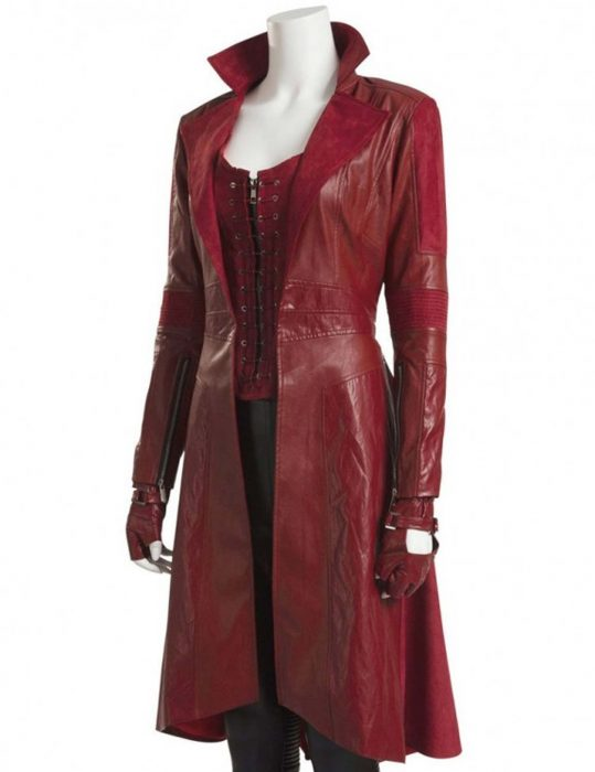 civil war scarlet witch coat