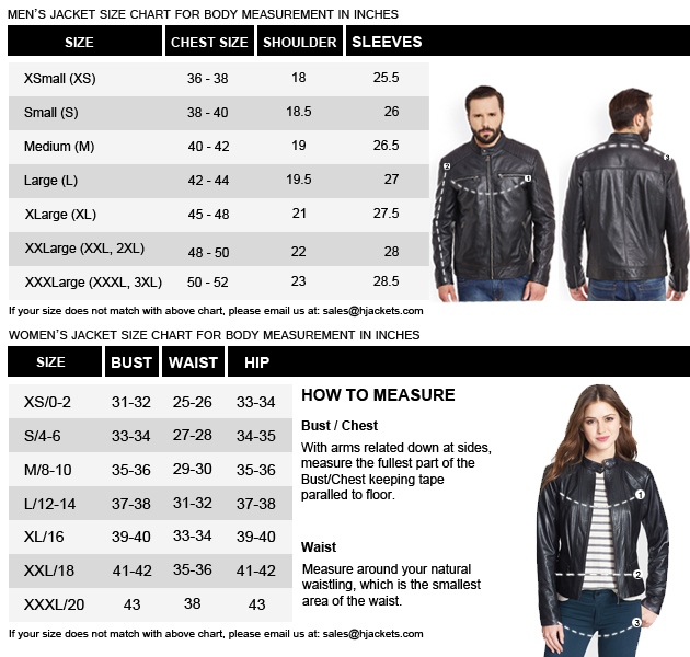 Bomber Mens Slim Fit Black Biker Jacket