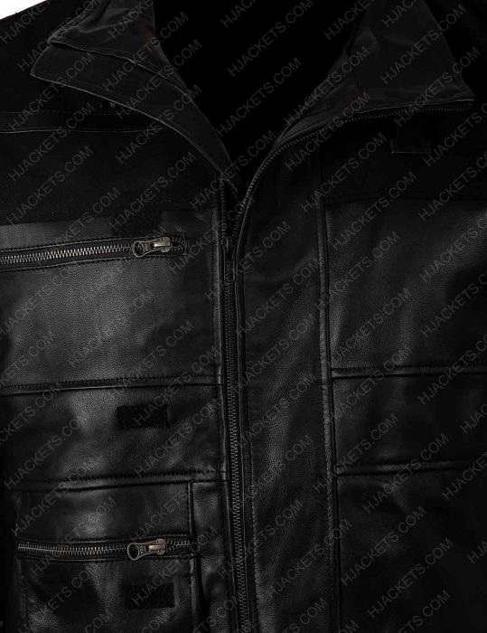Winter Soldier Bucky Barnes Jacket