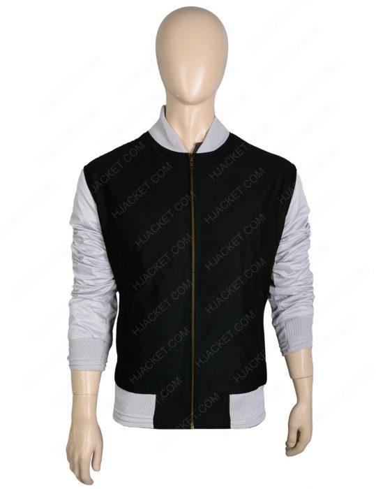 baby driver varsity jacket