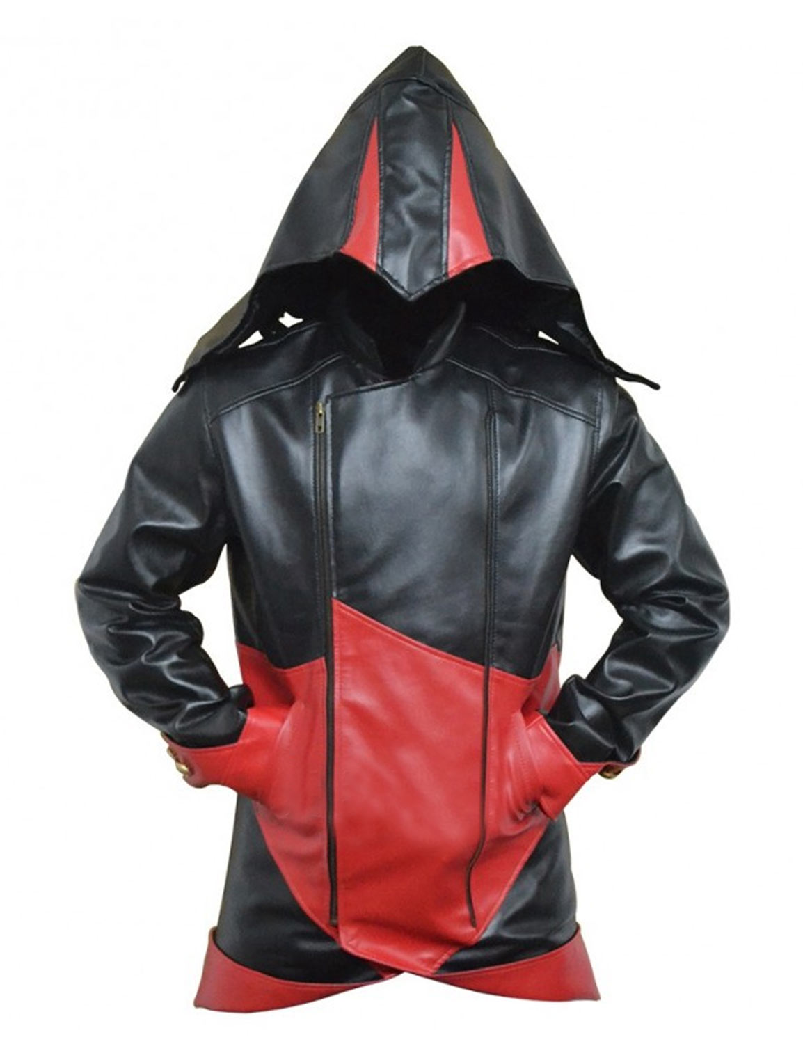 Assassins Creed 3 Jacket Connor Kenway Hoodie Hjackets