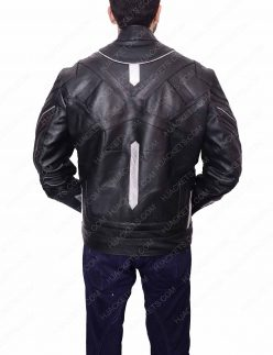 black panther captain america jacket