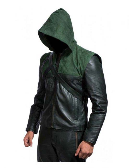 green-arrow-leather-jacket-600x780