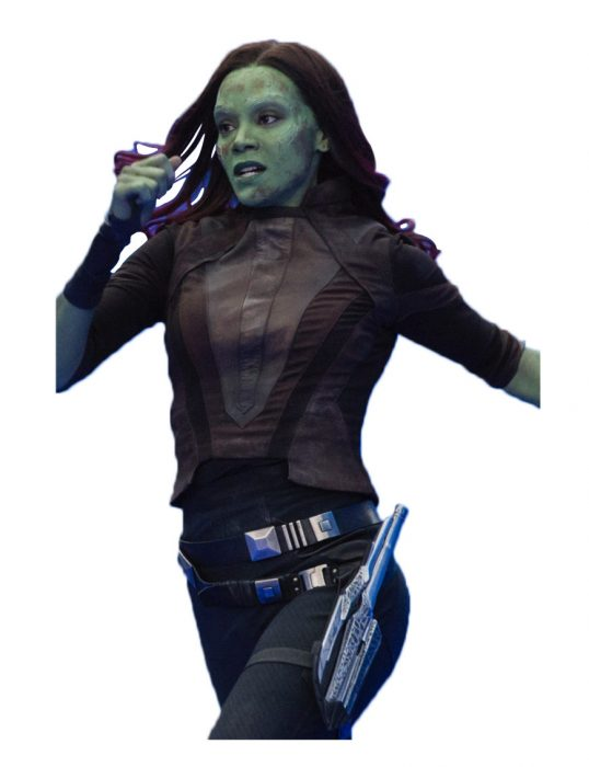 guardians of the galaxy vol 2 gamora vest