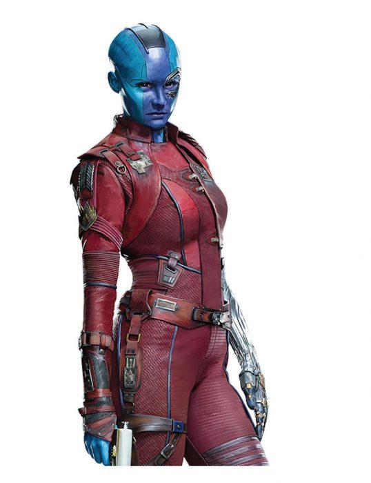 guardians of the galaxy vol 2 nebula jacket