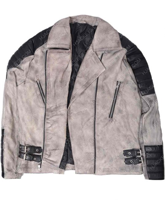 the walking dead christian serratos jacket