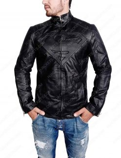 superman-black-jacket