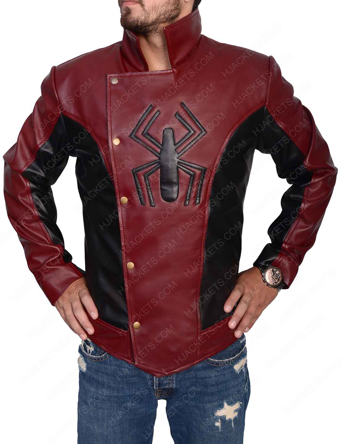 ffecf555f The Last Stand Spider Man Jacket   Peter Parker - Hjackets