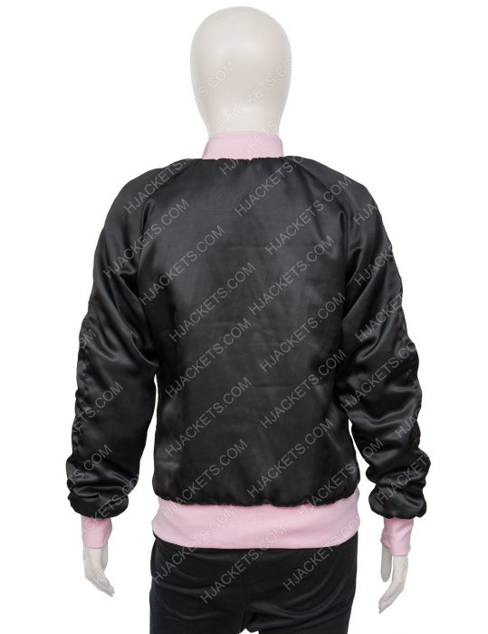 40 Anniversary Grease Pink Lady Reversible Jacket