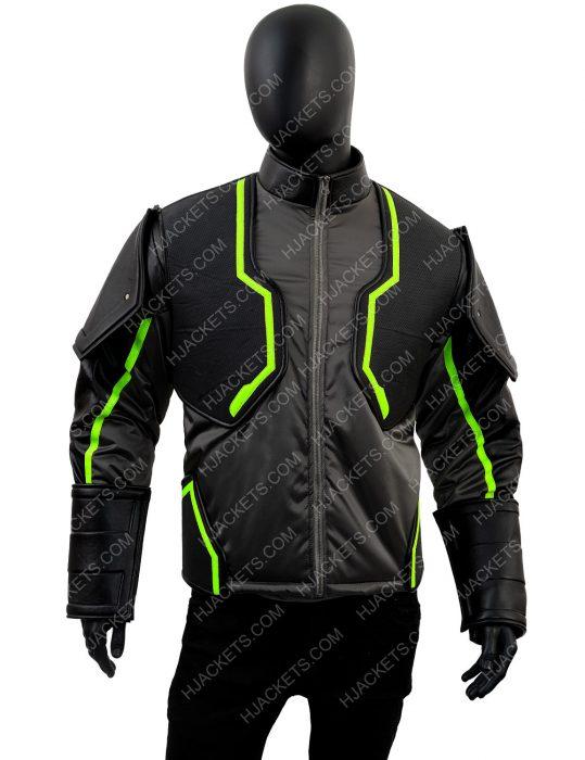 Bane Injustice 2 Leather Jacket