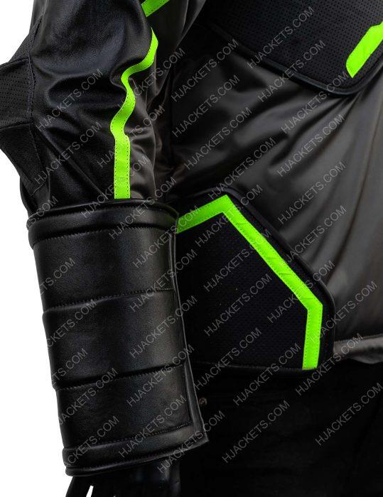Bane Injustice 2 videogame jacket