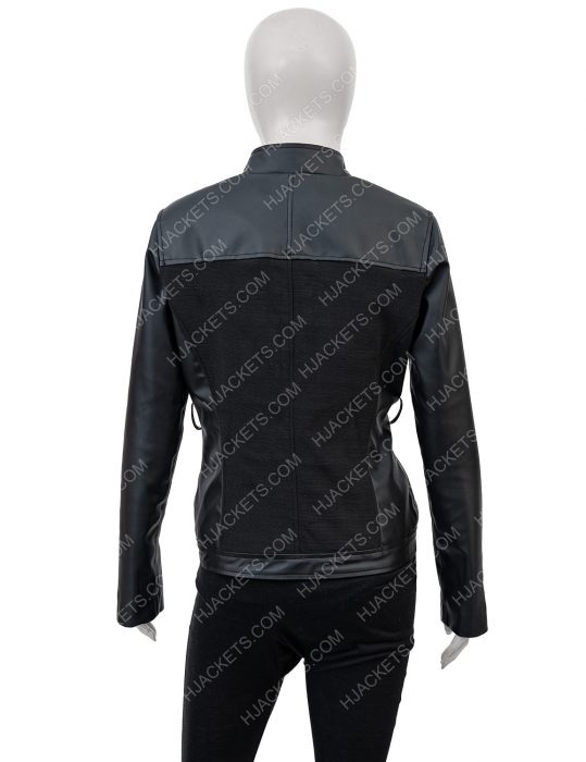 Black Widow Avengers Jacket