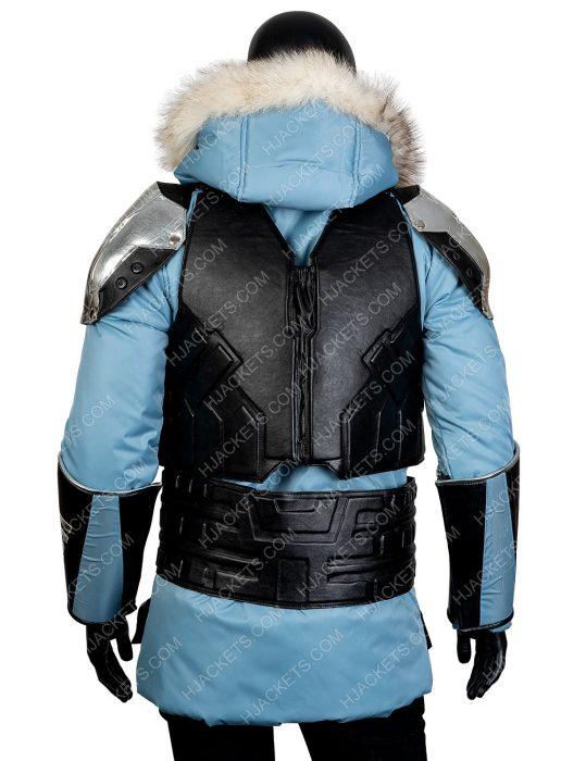 Captain Cold Injustice 2 Jacket