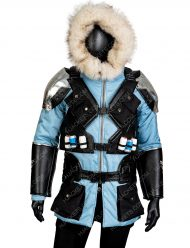 Captain Cold Injustice 2 Parka